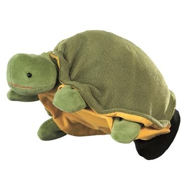 """Εικόνα της Γαντόκουκλα """"Χελώνα"""""""