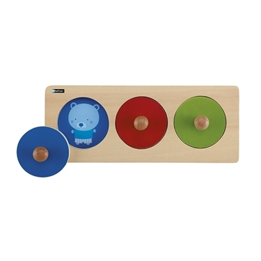 Εικόνα της Χρωματιστοί κύκλοι.