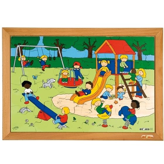 Εικόνα της Παιδική χαρά.
