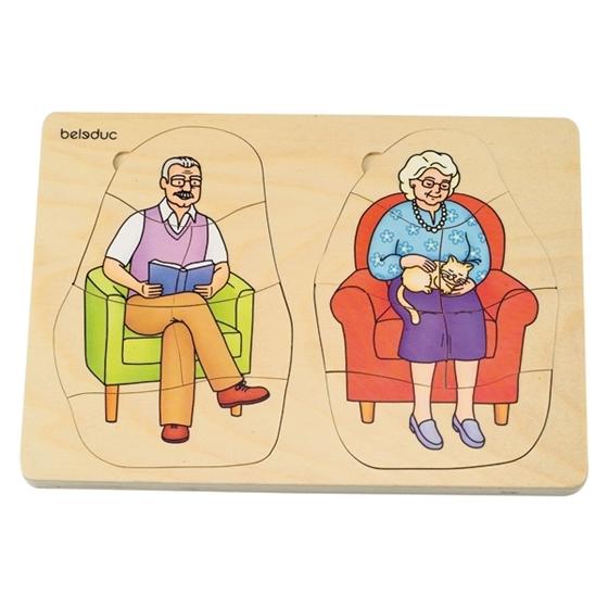 Εικόνα της Γιαγιά και παππούς.