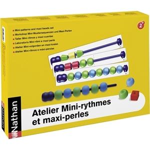 Εικόνα της Mini σχέδια και Maxi χάντρες.
