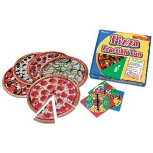 Εικόνα της Πίτσα κλασμάτων.