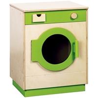 Εικόνα της Πλυντήριο ρούχων σε πράσινο χρώμα
