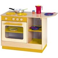 Εικόνα της Κουζίνα Plus σε πορτοκαλί χρώμα