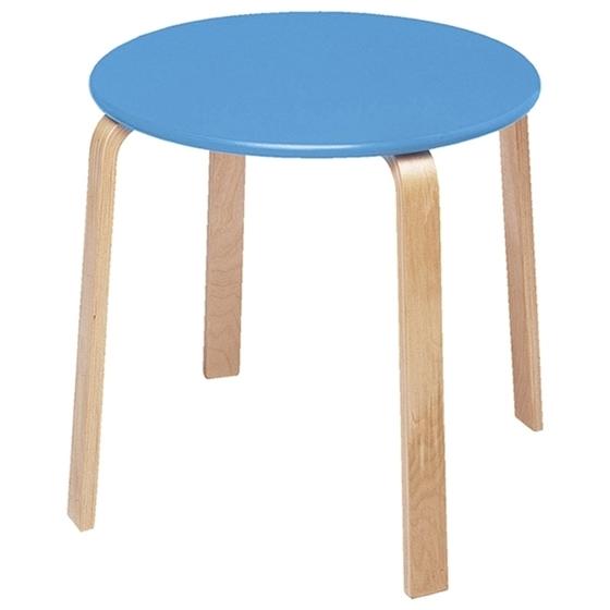 Εικόνα της Τραπέζι κουζίνας σε μπλε χρωμα