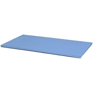 Εικόνα της Αναπαυτικό στρώμα γαλάζιο 180Χ100εκ