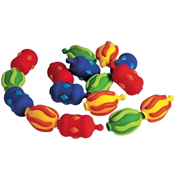 Εικόνα της Aλυσίδες χρωμάτων διαφορετικής υφής.