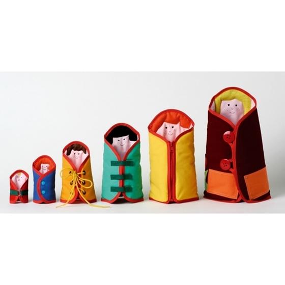 Εικόνα της Ρώσικες κούκλες.