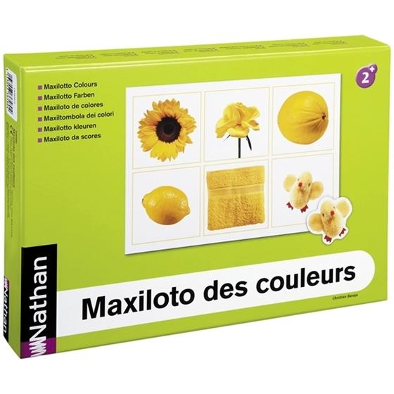 Εικόνα της Maxilotto χρώματα.