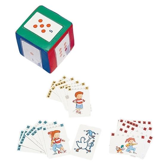 Εικόνα της Παιχνίδι ψυχοκινητικής με κάρτες.