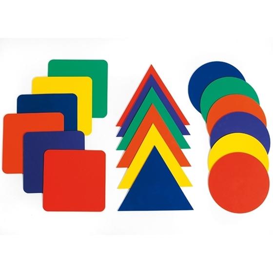 Εικόνα της Γεωμετρικά σχήματα πατώματος.