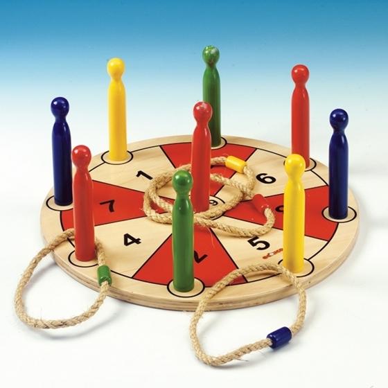 Εικόνα της Παιχνίδι με κρίκους.
