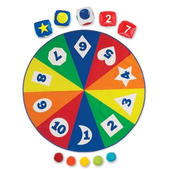 Εικόνα της Κυκλικό παιχνίδι ψυχοκινητικής και δραστηριοτήτων.