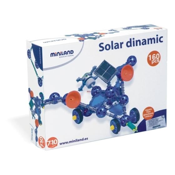 Εικόνα της Σετ κατασκευών με ηλιακό πάνελ.