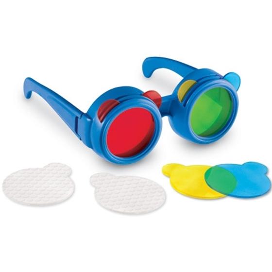 Εικόνα της Γυαλιά ανάμειξης χρωμάτων.