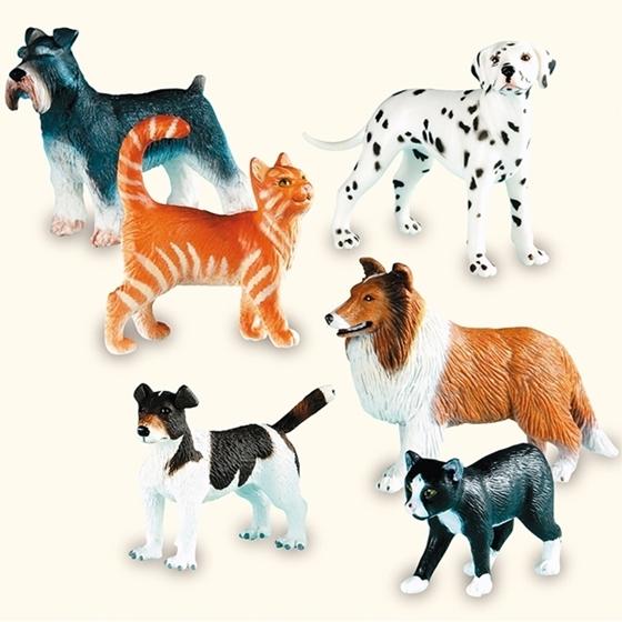 Εικόνα της Σκύλοι και γάτες.