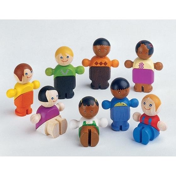 Εικόνα της Μικρά ανθρωπάκια.