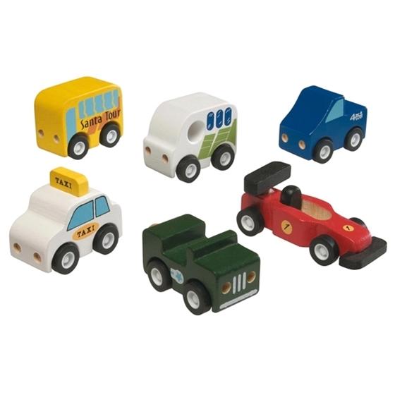 Εικόνα της Ξύλινα οχήματα.