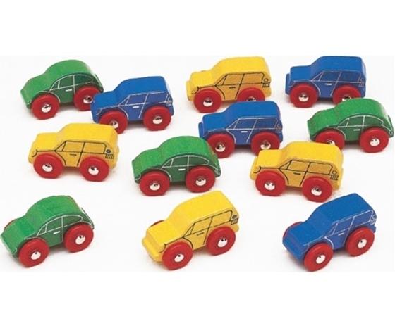 Εικόνα της Ξύλινα αυτοκίνητα.