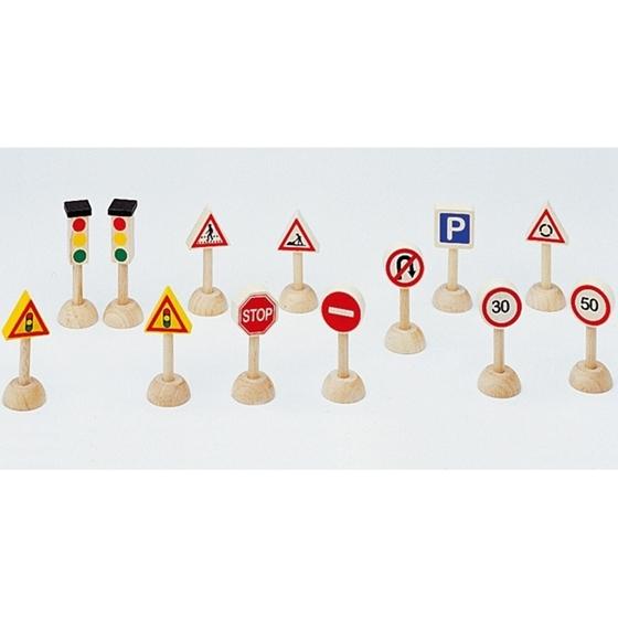 Εικόνα της Σήματα οδικής κυκλοφορίας.