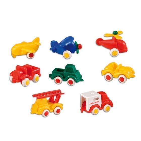 Εικόνα της Πλαστικά οχήματα.