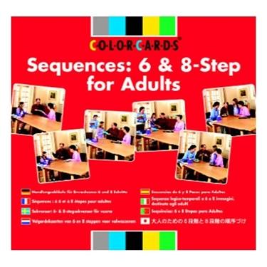 Εικόνα της Αλληλουχίες 6 και 8 βημάτων για ενήλικες.