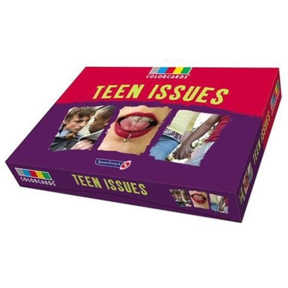 Εικόνα της Teen issues.