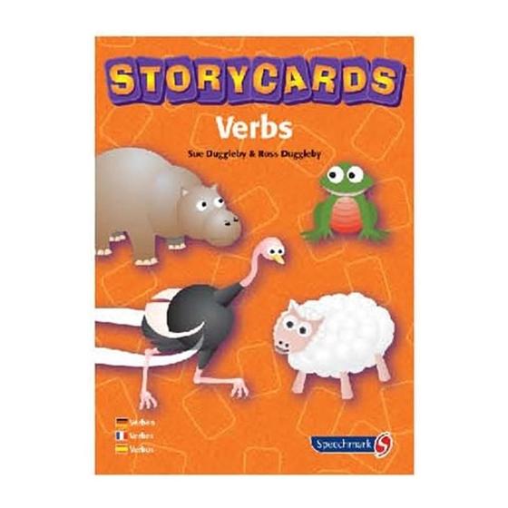 Εικόνα της Ιστορίες με ρήματα.