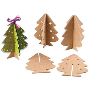 Εικόνα της Χριστουγεννιάτικα δέντρα για διακόσμηση.