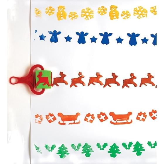 Εικόνα της Ρολά Χριστουγεννιάτικης και Πασχαλινής διακόσμησης.