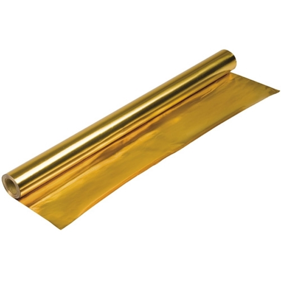 Εικόνα της Κόλλα μεταλλιζέ διπλής όψης σε χρυσό χρώμα