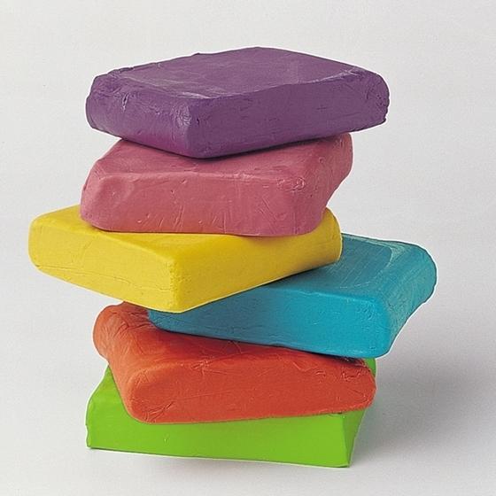 Εικόνα της Πλαστελίνη παστέλ χρώματα