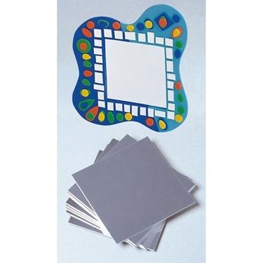 Εικόνα της Τετράγωνοι καθρέφτες.