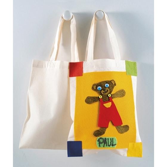 Εικόνα της Υφασμάτινη τσάντα σε μικρό μέγεθος.