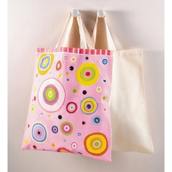 Εικόνα της Υφασμάτινη τσάντα σε μεγάλο μέγεθος.