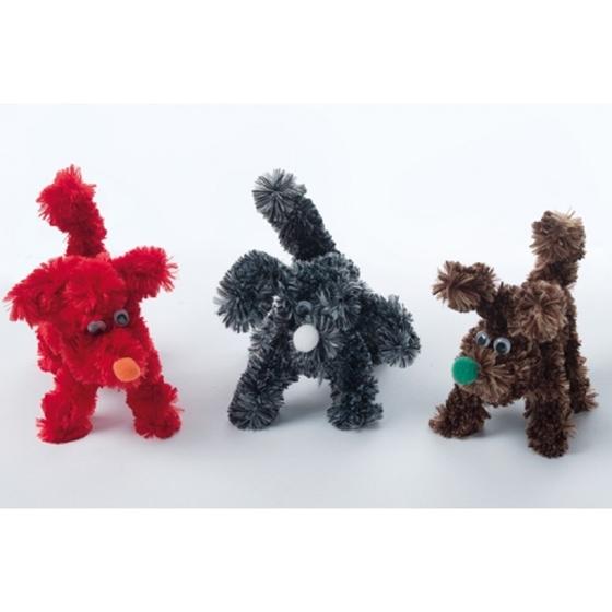 """Εικόνα της Σετ κατασκευών """"σκυλάκια"""""""