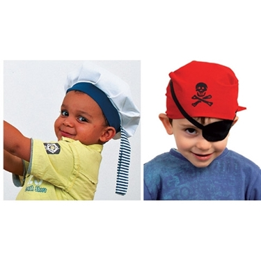 """Εικόνα της Καπέλα """"ναύτη"""" και """"πειρατή"""""""