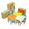 Εικόνα της Ξύλινο πολύπλευρο τραπέζι