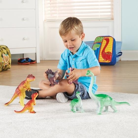 Εικόνα της Μαμάδες και μωρά δεινόσαυροι.
