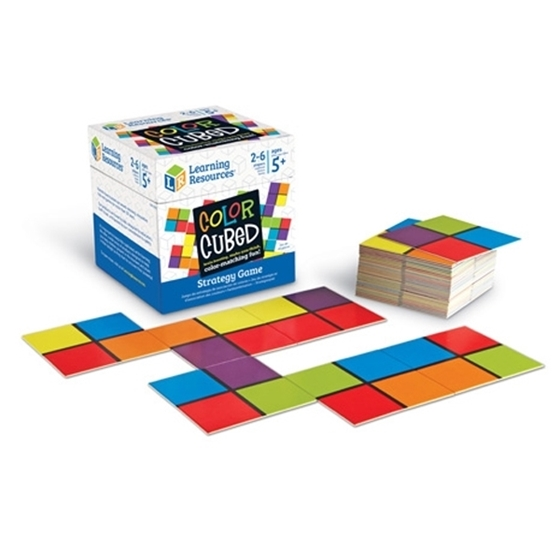 Εικόνα της Χρωματιστοί κύβοι.