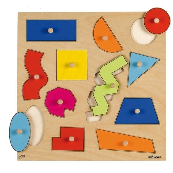 Εικόνα της Γεωμετρικά σχήματα.