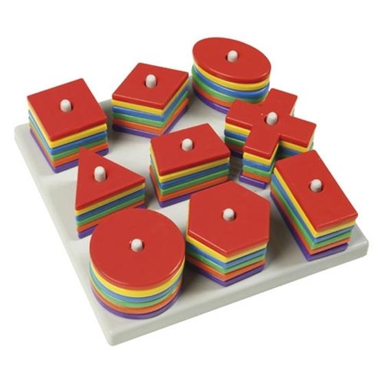 Εικόνα της Βάση με γεωμετρικά σχήματα