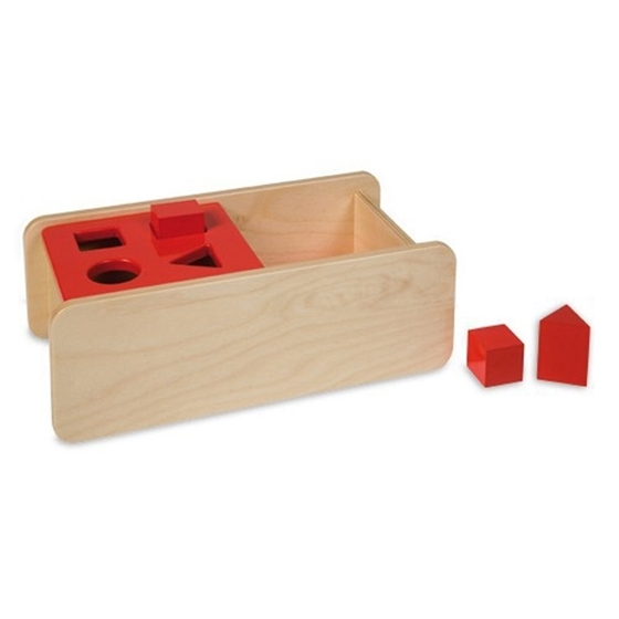 Εικόνα της Imbucare Box With Flip Lid - 4 Shapes