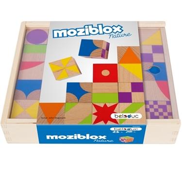 Εικόνα της Χρωματιστοί κύβοι-Μοτίβα