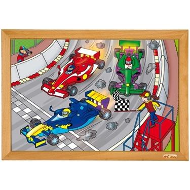 """Εικόνα της Power puzzle """"Formula"""""""