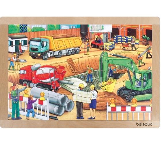 Εικόνα της Κατασκευή δρόμου