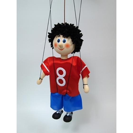 """Εικόνα της Μαριονέτα """"Ποδοσφαιριστής"""""""