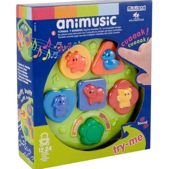 Εικόνα της Παιχνίδι ήχων με ζώα