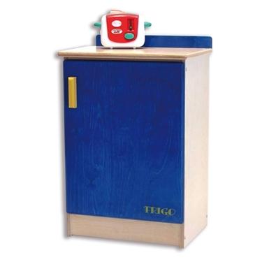 Εικόνα της Ξύλινο ψυγείο