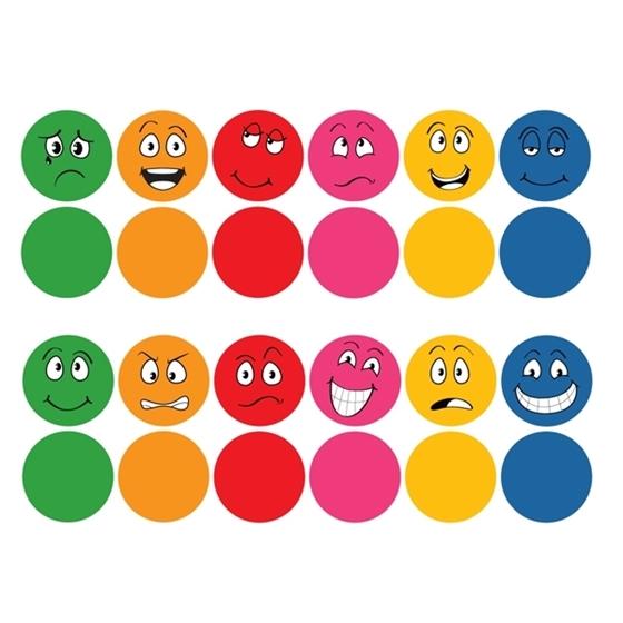 Εικόνα της Τρόλεϋ με 12 μαξιλαράκια συναισθημάτων